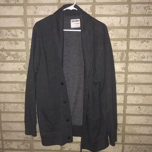 Men's cardigan/sweater